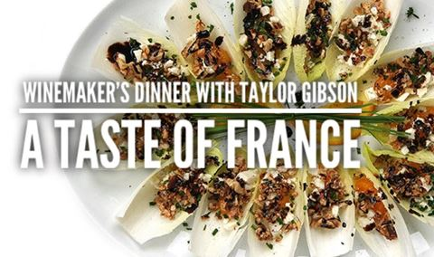 WINEMAKER'S DINNER ~ A TASTE OF FRANCE