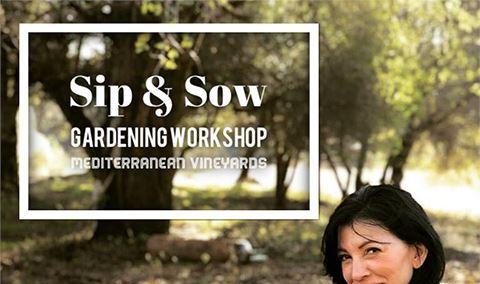 SIP & SOW GARDENING WORKSHOP - COMPANION PLANTING