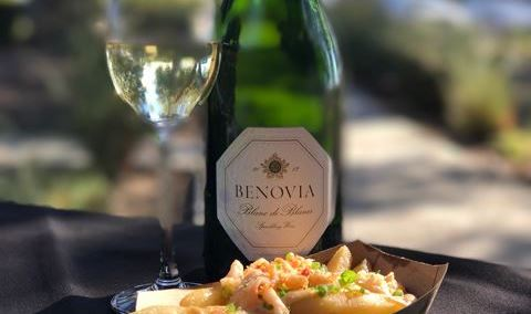 Benovia Chef's Series with Perkins Gourmet French Fry Bar