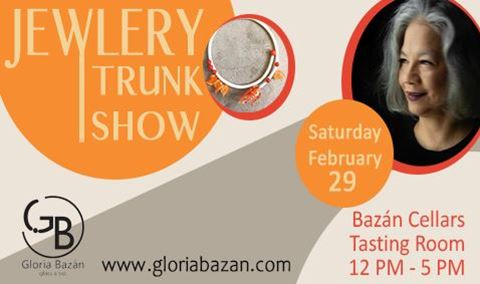 Glass Jewelry Truck Show by GB Glass Artist
