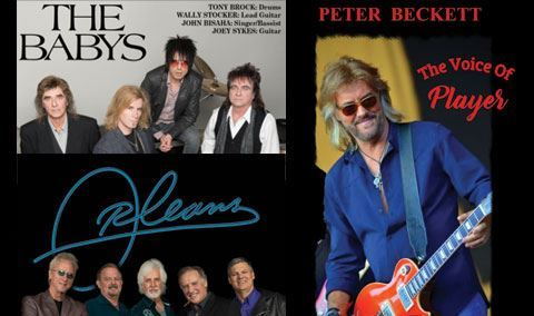 "Helwig Winery Concert Series presents ""Rock Your Yacht"""