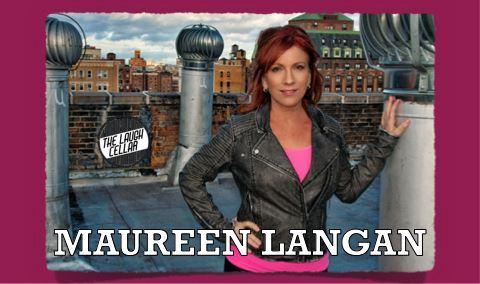 Comedian Maureen Langan - Charles Krug Winery