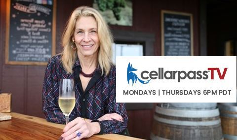 CellarPassTV with Guests Joy Sterling, Christopher Sawyer and Dan Rosenberg