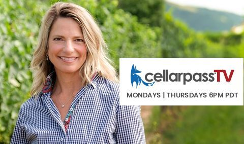 CellarPassTV with Diana Schweiger of Acumen Wines & Christopher Sawyer
