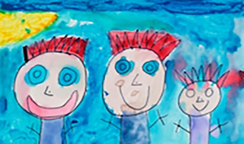 Cheers to Bright Futures Aldea Celebrates Art Therapy Image