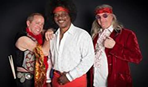 VezerStock Concert Series Jimi Hendrix Tribute Band Image
