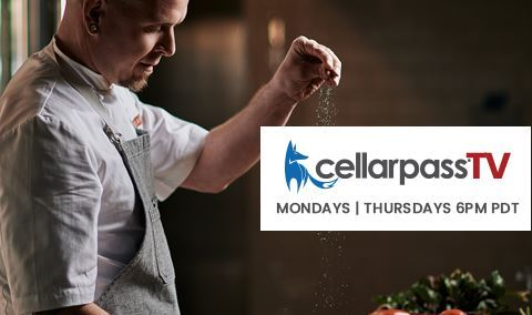 CellarPassTV with Louis Martini Executive Chef, Jeffery Russell
