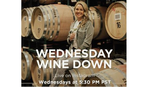 Wednesday Wine Down