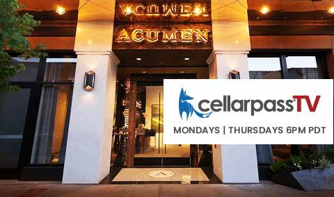 CellarPassTV with Diana Schweiger of Acumen Wines & Chili Davis