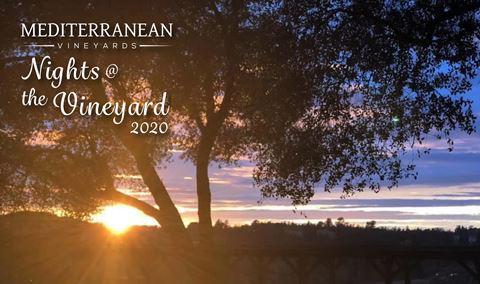 Mediterranean Nights featuring Jason Weeks Img