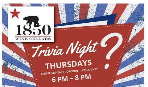 Trivia Thursday Image