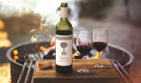 Boxwood Wine Club BBQ Lunch