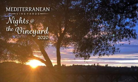 Mediterranean Nights featuring Tom Jackman