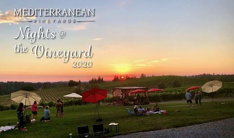 Mediterranean Nights featuring The Sierra Gypsies