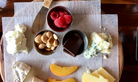 Wine and Cheese Pairing - Centerville Img