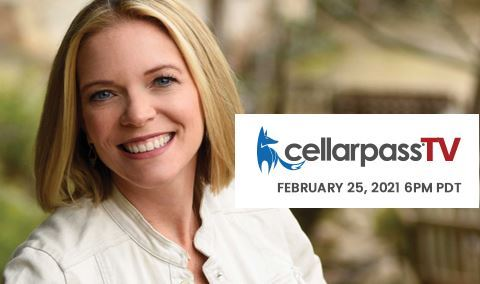 CellarPassTV with Special Guest Eileen Boeger of Boeger Winery