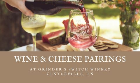 Wine and Cheese Pairing - Centerville