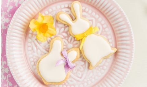 Easter Kids' Cookie Decorating