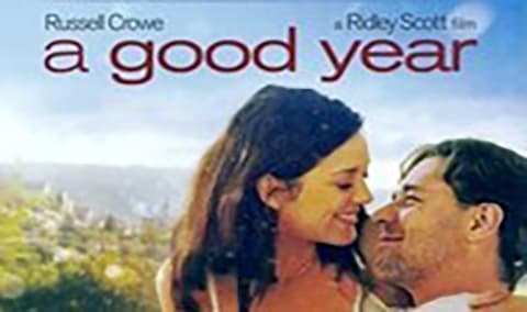 Movie NIght - A Good Year with Russell Crowe Image