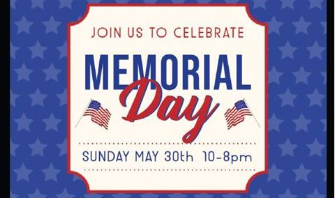 CELEBRATE MEMORIAL WEEKEND FOOD, WINE AND LIVE MUSIC- DARTH MOZART Img