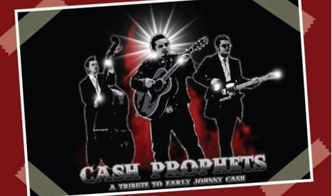 Food, Wine & Live Music by Cash Prophets Img