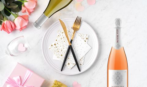 Mother's Day Lunch and Pairing with Valette Restaurant