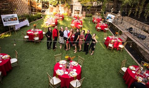 2021 Chieftain Black & Red Gala- Friday