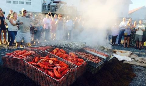 Lobster Bake w/ SUGAR! - Advance Ticket Purchase Required Img