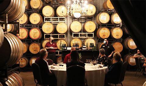 Harvest Cellar Tour & Dinner Img