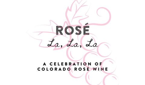 Rosé La La La - A Celebration of Colorado Rosé Wine: Trade Session Img