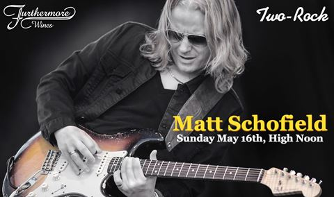 British Blues Legend Matt Schofield @ Furthermore Wines Img