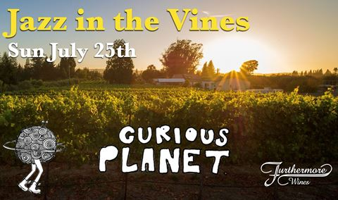 Jazz in the Vines : Curious Planet