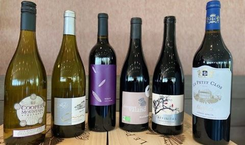 Natural Wine themed Tasting Img