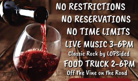 Summer Wine Extravaganza Food, Wine and Live Music