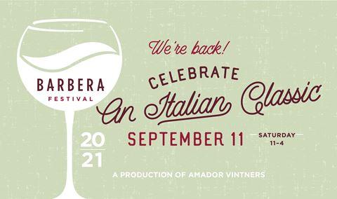 10th Annual Barbera Festival Img