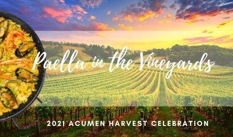 Paella in the Vineyards Harvest Celebration Img