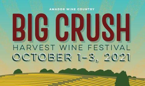 2021 Big Crush Harvest Wine Festival Img