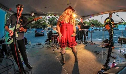 Bands & BBQ Concert Series with Cynthia Renee Img