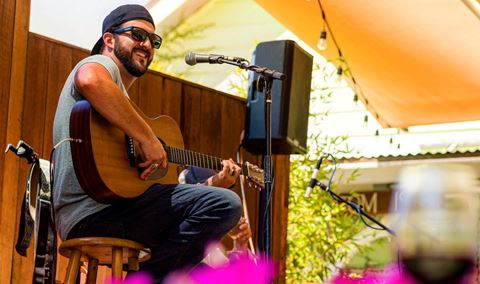 Bands & BBQ Concert Series with Alex Lucero Img