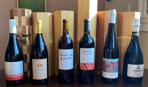 Cool Reds For Hot Days Wine themed Tasting Img