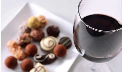 Chocolate and Wine Pairing Adventure