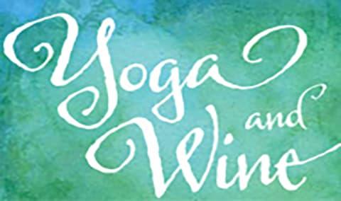 Yoga  Wine Six Week Series - SERIES PASS Image