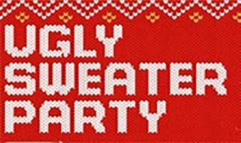 SUNDAY- 3RD Annual Wine Club Ugly Sweater Party