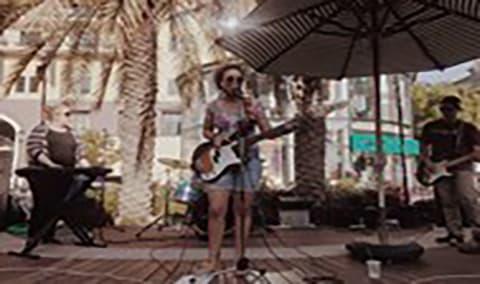 Summer Sunday Music Series - Martay Williams Img