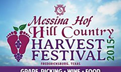 Messina Hof Hill Country Winerys 3rd Annual Harvest Festival Image