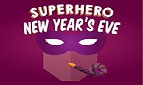 Superhero New Years Eve Image