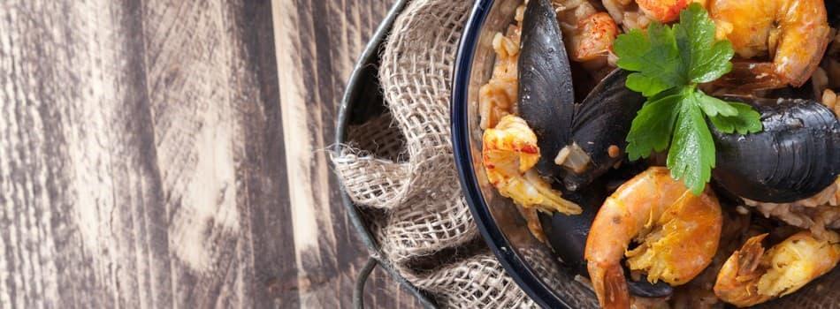 Paella & Primitivo Cooking Class