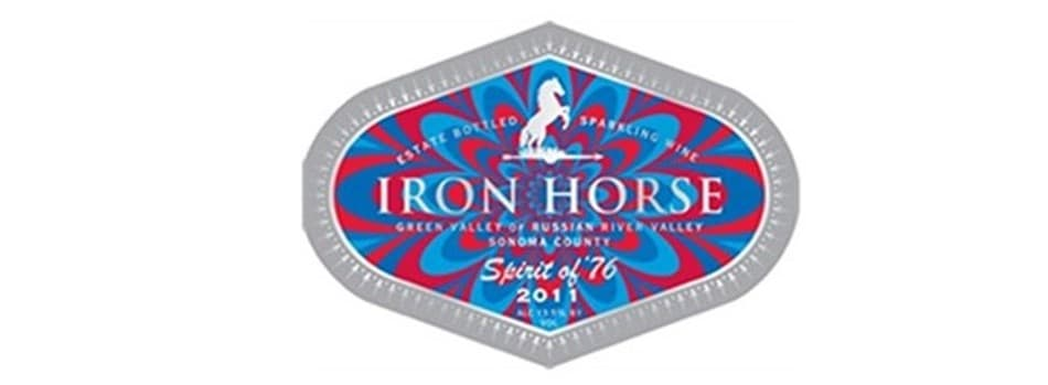 Purchase Tickets to Spirit of '76 Celebration Commemorating Iron Horse's 40th Anniversary at Iron Horse Vineyards on CellarPass