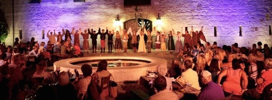 Celebrating 'Shakespeare Under the Stars' at Buena Vista Winery