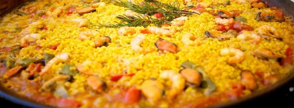 Harvest Party - Paella, Wine & Music